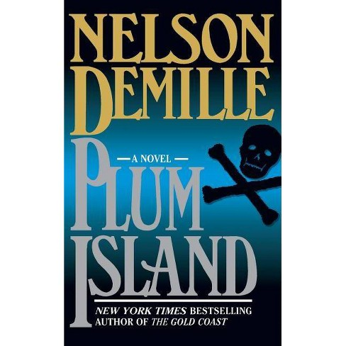 Plum Island - by  Nelson DeMille (Hardcover) - image 1 of 1