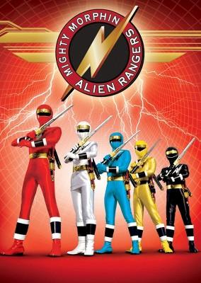 Mighty Morphin Alien Rangers (DVD)