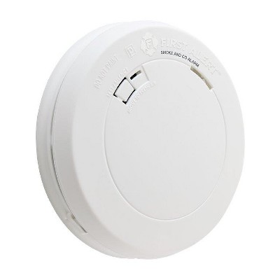 First Alert 10-Year Photoelectric Smoke and Carbon Monoxide Alarm