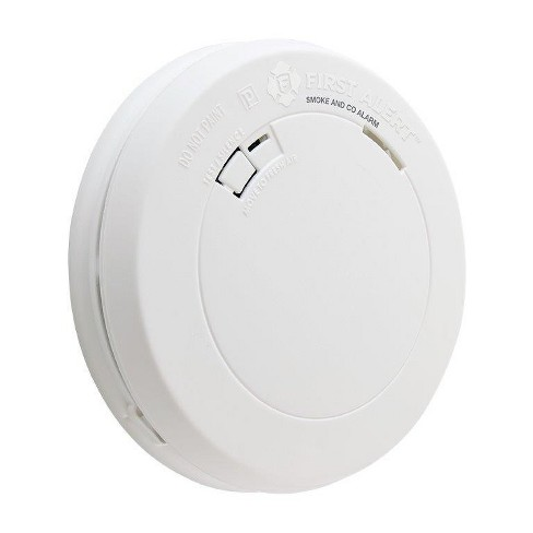 First Alert 10-Year Photoelectric Smoke and Carbon Monoxide Alarm - image 1 of 7