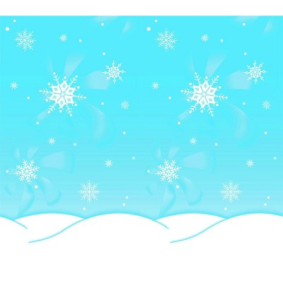 Fadeless Designs Paper Roll, Winter Time, 48 Inches x 50 Feet