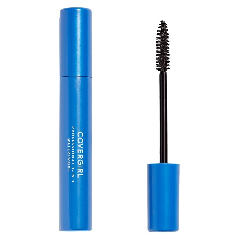 589bc944363 COVERGIRL Professional 3-in-1 Waterproof Mascara 225 Very Black .3 fl oz.  Shop all COVERGIRL