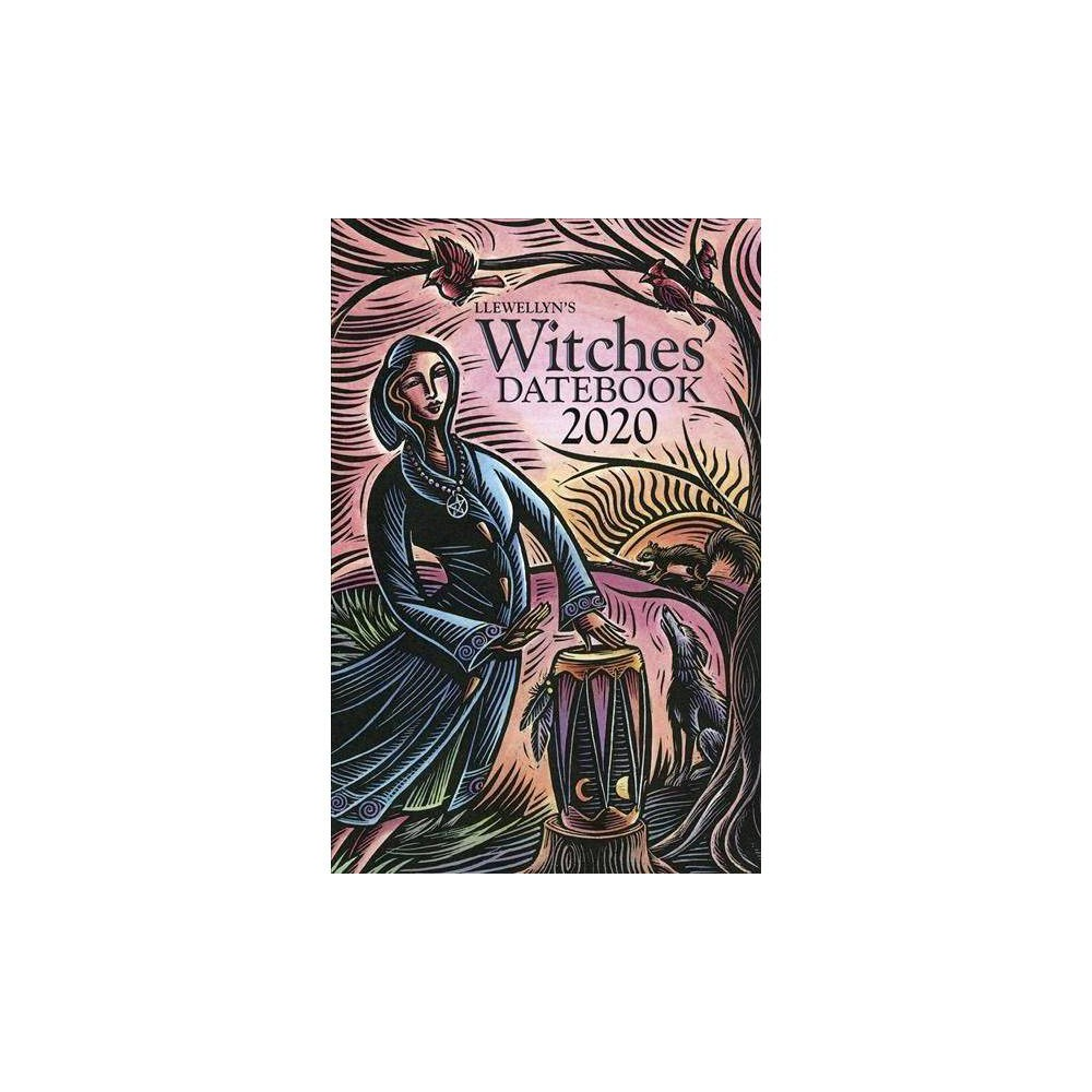 Llewellyn's Witches' 2020 Datebook - (Paperback)