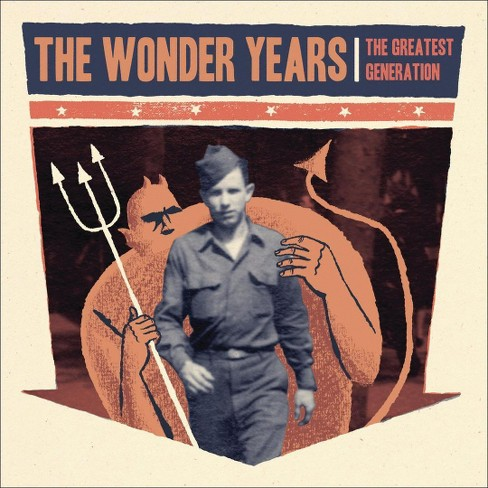 Wonder years - Greatest generation (CD) - image 1 of 1