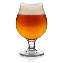 Libbey Classic Belgian Beer Glasses 16oz - 4pc Set