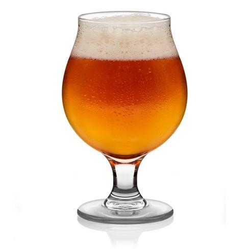 Libbey Classic Belgian Beer Glasses 16oz - 4pc Set - image 1 of 3