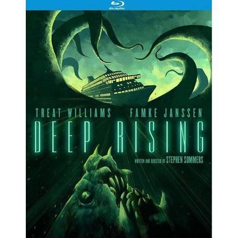Deep Rising (Blu-ray) - image 1 of 1
