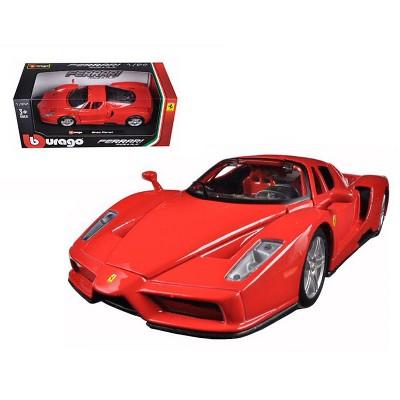 Ferrari Enzo Red 1/24 Diecast Model Car by Bburago