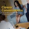 Jabra Speak 510 Portable Speaker for Music and Calls Black - image 2 of 4