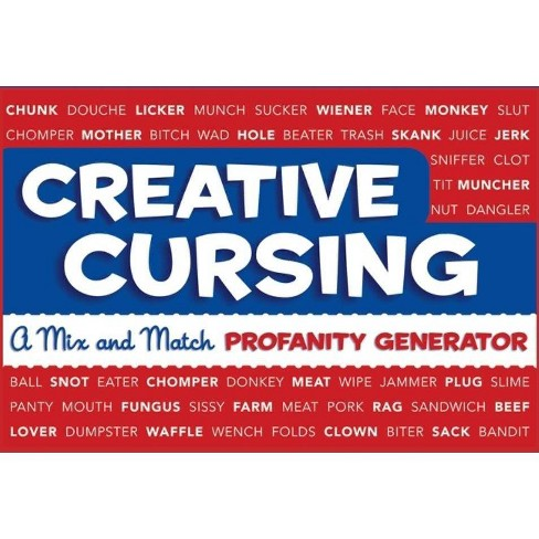 Creative Cursing - by  Sarah Royal & Jillian Panarese (Hardcover) - image 1 of 1