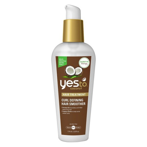 Yes to Coconut Curl Defining Hair Serum - 4oz - image 1 of 1