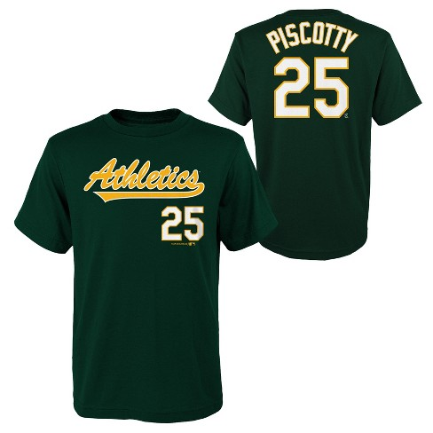 MLB Oakland Athletics Youth Name & Number T-Shirt - image 1 of 3