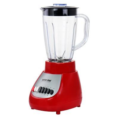 Better Chef 10 Speed 350 Watt Plastic Jar Blender