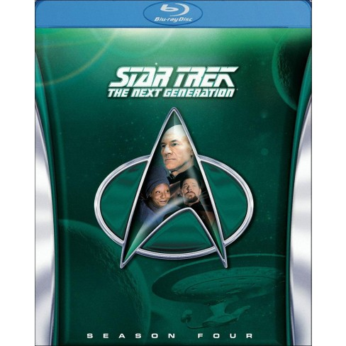 Star Trek: The Next Generation - Season 4 [Blu-ray] - image 1 of 1