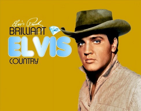 Elvis presley - Brilliant elvis:Country (CD) - image 1 of 1