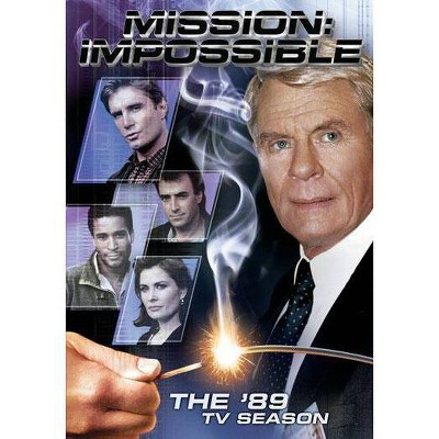 Mission: Impossible - The '89 TV Season (DVD)(2012)