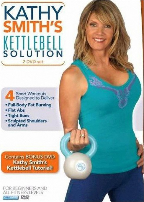 Kathy smith:Kettlebell solution worko (DVD) - image 1 of 1