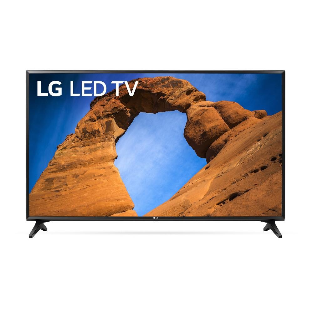 LG 49 Led Full Hdr 1080p Smart TV - Black (49LK5700)