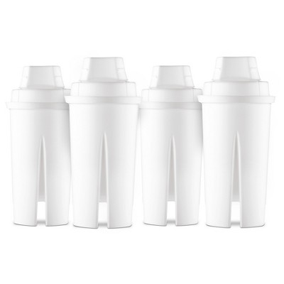 Universal Replacement Water Filters 4pk - Up&Up™