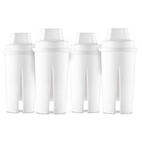 Universal Replacement Water Filters 4pk - Up&Up™ - image 1 of 2