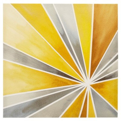 Ray of Sunshine Gel Coat Canvas