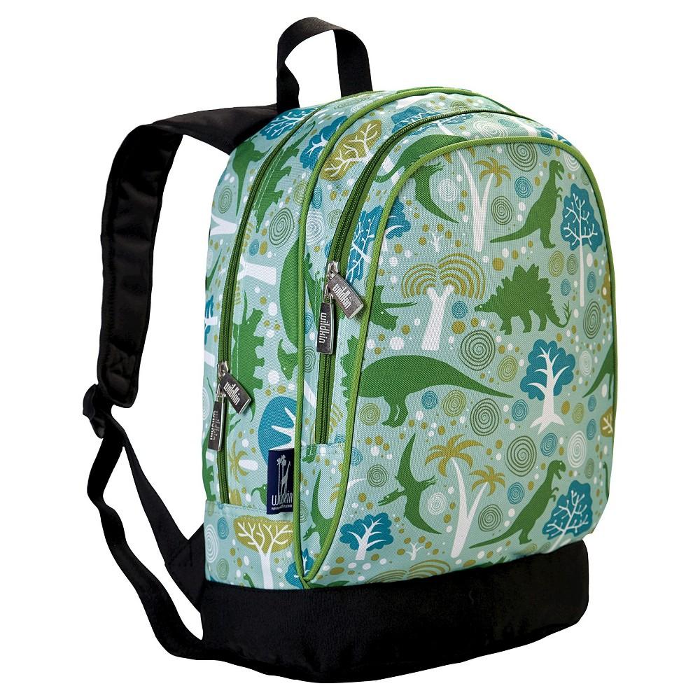 Wildkin Dinomite Dinosaurs Sidekick Kids' Backpack, Green Dino