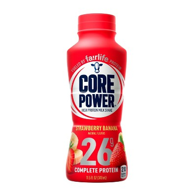 Protein & Meal Replacement: Core Power