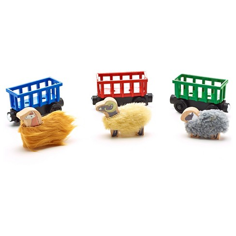 Fisher-Price Thomas & Friends Wooden Railway McColl's Farm Petting Zoo - image 1 of 6