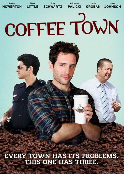 Coffee town (DVD) - image 1 of 1