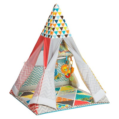 Infantino Go GaGa Infant to Toddler Play Gym & Fun TeePee