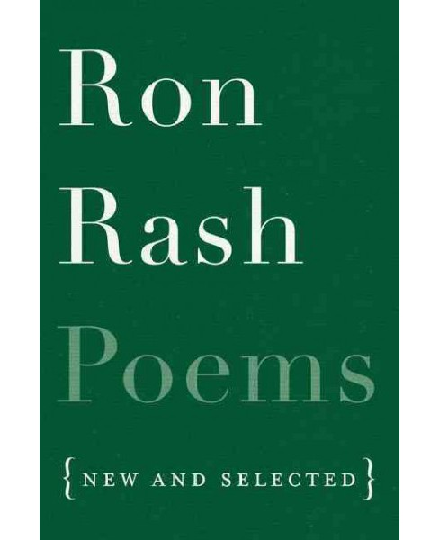 Poems : New and Selected (Reprint) (Paperback) (Ron Rash) - image 1 of 1