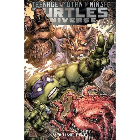 Teenage Mutant Ninja Turtles Universe, Vol. 5: The Coming Doom - (Paperback) - image 1 of 1