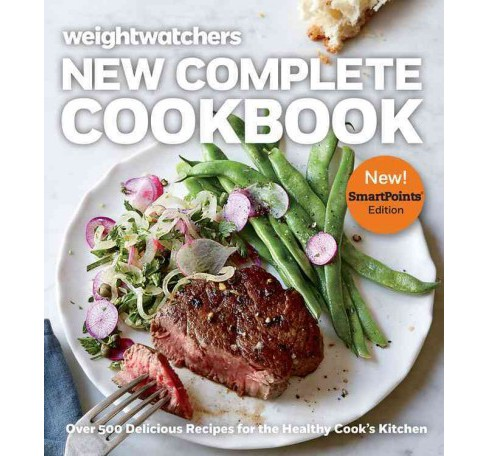 Weight Watchers New Complete Cookbook : Smartpoints Edition (Hardcover) - image 1 of 1