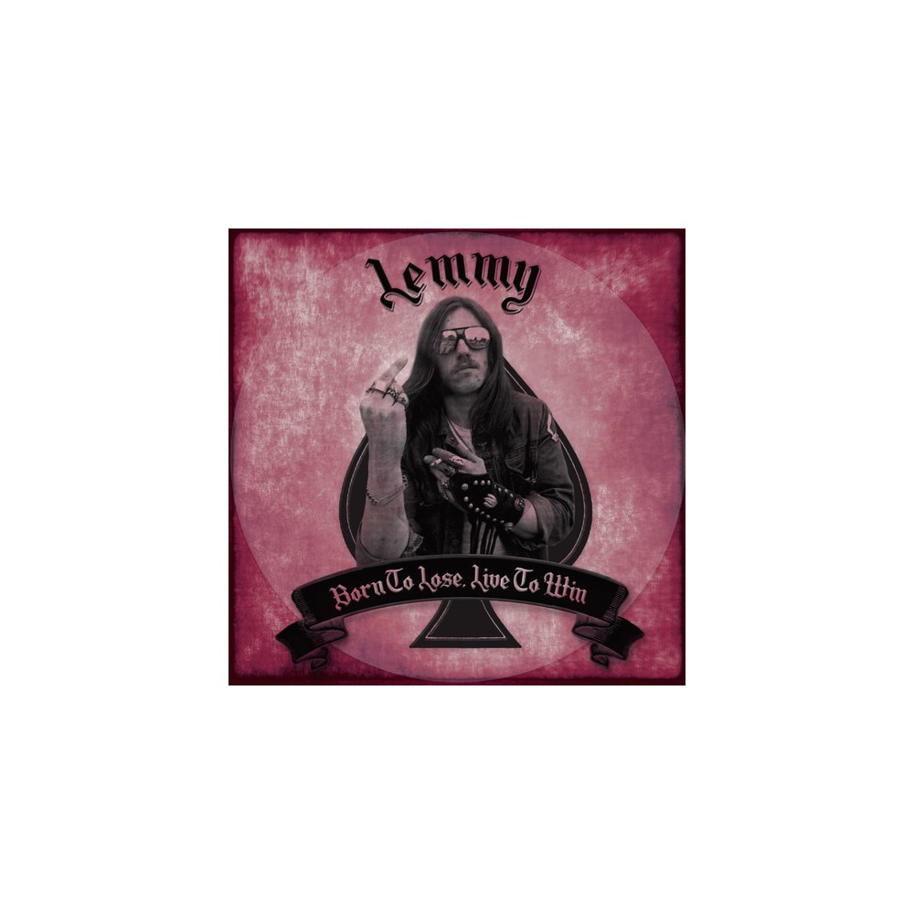 Lemmy Kilmister - Born To Lose Live To Win (Vinyl)