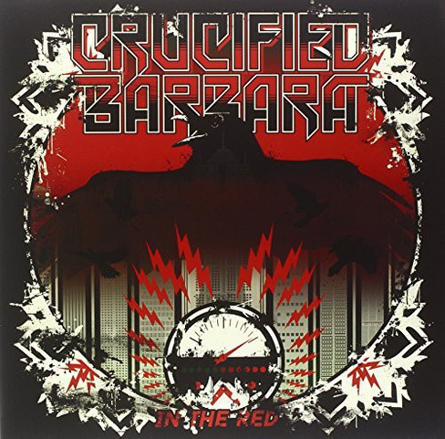 Crucified barbara - In the red (Vinyl) - image 1 of 1