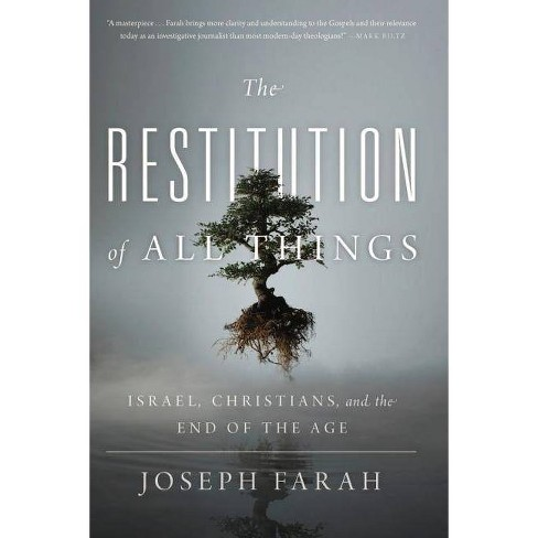 The Restitution of All Things - by  Joseph Farah (Hardcover) - image 1 of 1