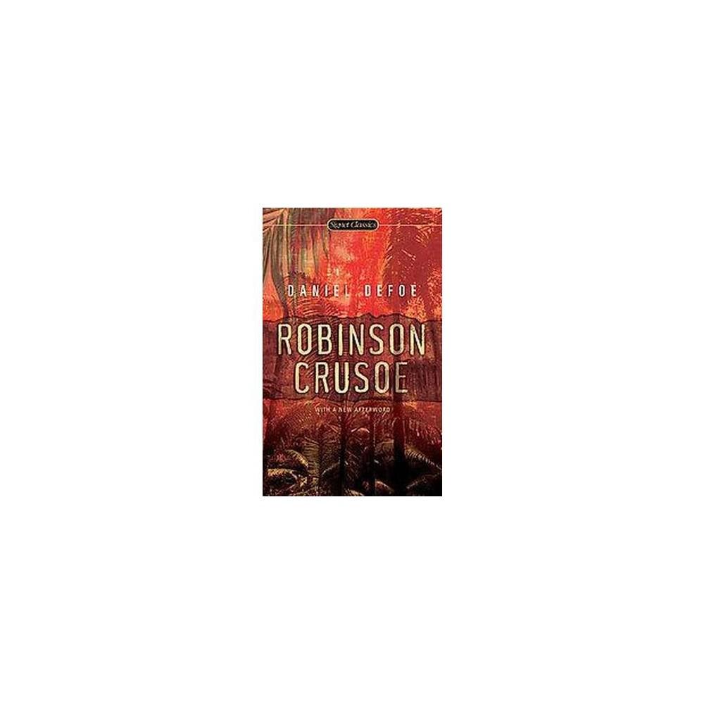 Robinson Crusoe (Reprint) (Paperback) (Daniel Defoe)