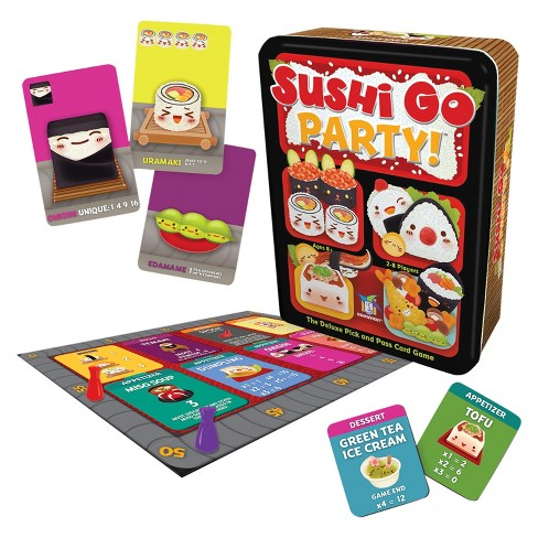 Sushi Go Party Game - image 1 of 1