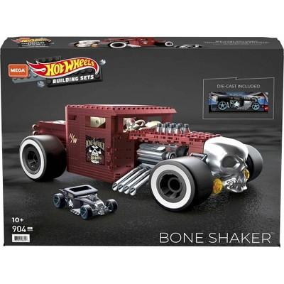Mega Construx Hot Wheels Bone Shaker Vehicle