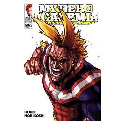 My Hero Academia, Vol. 11 - by  Kohei Horikoshi (Paperback)