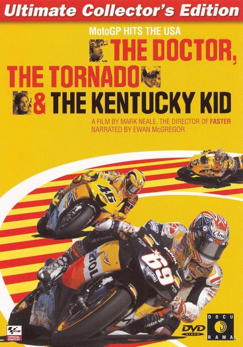 Doctor the tornado and the kentucky k (DVD) - image 1 of 1