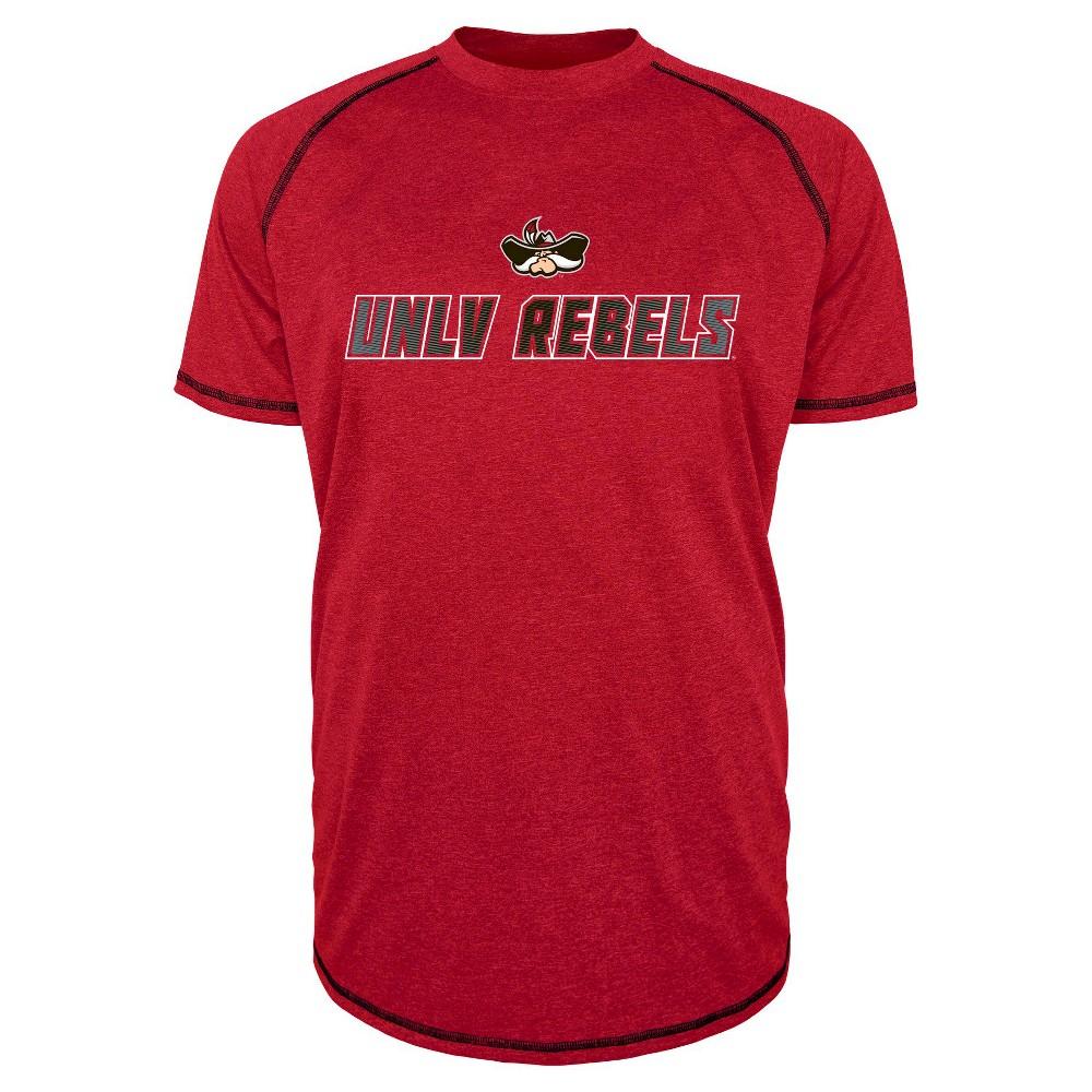 NCAA Unlv Rebels Men's T-Shirt - S, Blue