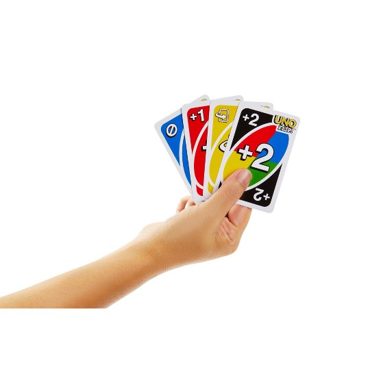 UNO Flip Card Game, Card Games image number null