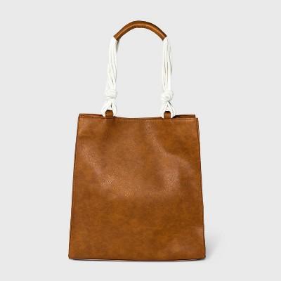 Boxy Tote Handbag - Universal Thread™