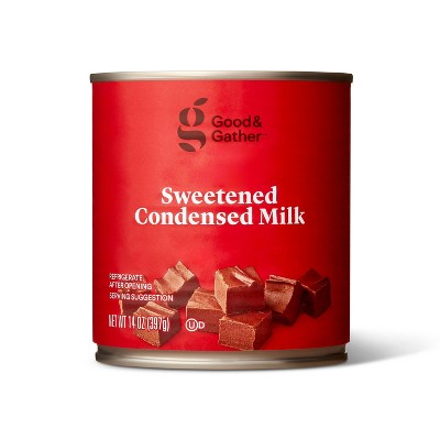 Sweetened Condensed Milk - 14oz - Good & Gather™