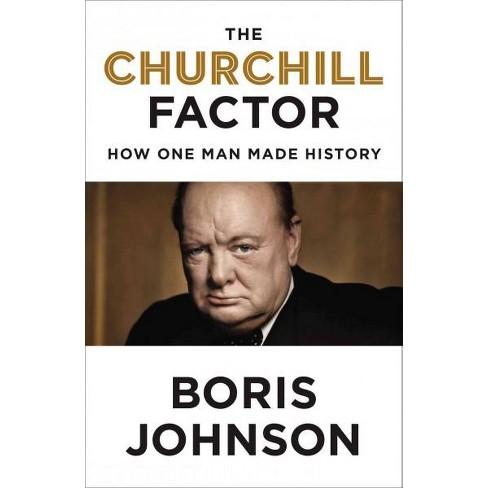 The Churchill Factor Hardcover Target