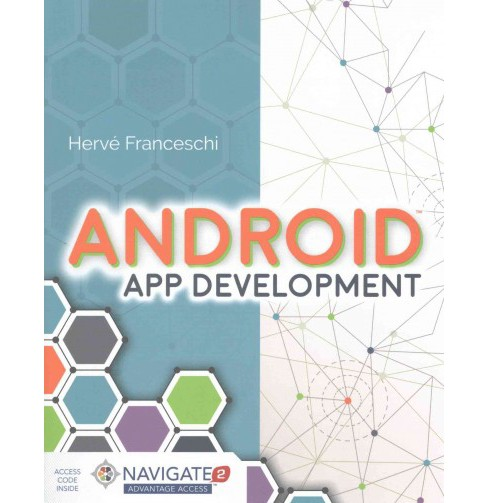 Android App Development (Paperback) (Herve J. Franceschi) - image 1 of 1