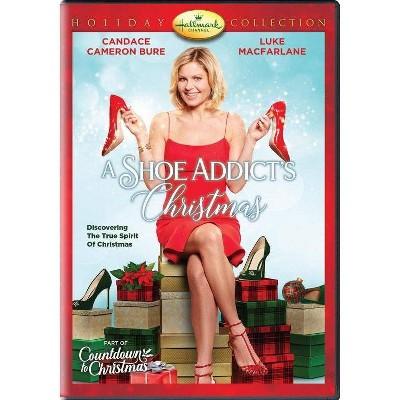 A Shoe Addict's Christmas (DVD)(2019)