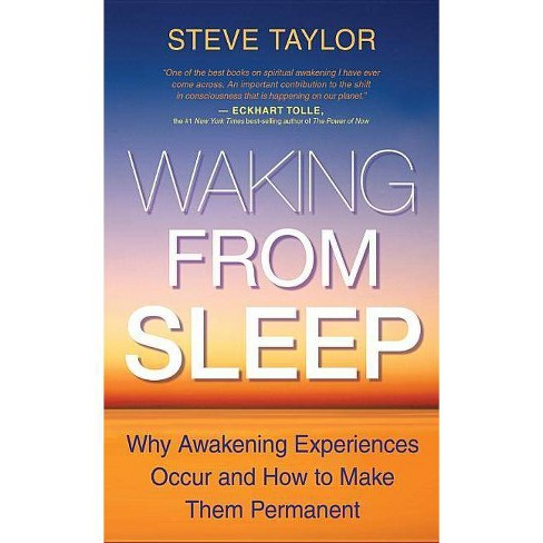 Waking from Sleep - by  Steve Taylor (Paperback) - image 1 of 1