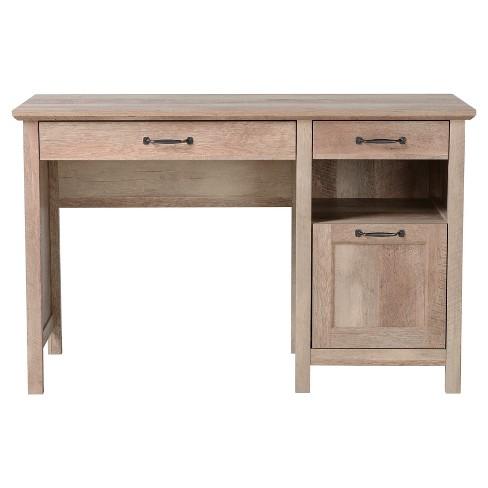 Bianca Computer Desk Reclaimed Wood Homestar